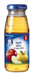Gerber Juice Apple 175ML