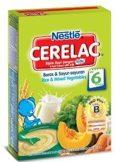 Nestle Rice&Mixed Veg 250G(N)