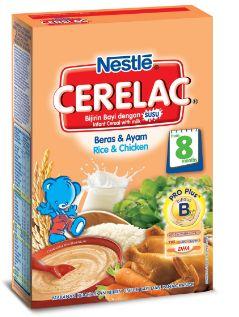 Nestle Rice&Chicken 250G(N)