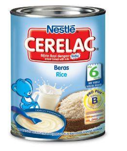 Nestle Cerelac Rice+Milk 350G