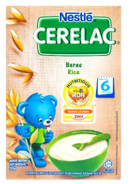 Nestle Cerelac Rice 225G