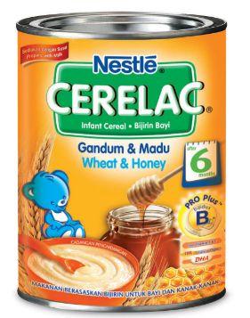Nestle Wheat&Honey(M) 500G