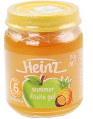 Heinz Summer Fruit Gel 110G
