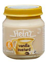 Heinz Vanila Custard 110G