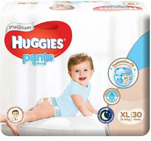 Huggies Platinum Pants Boy XL 30S