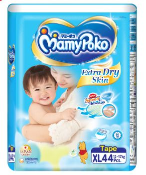 Mamy Poko Extra Dry Diapers XL 44S