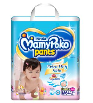 Mamy Poko Extra Dry Skin Pants-G M64S