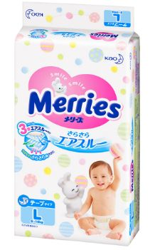 Merries Super Premium Tape L54S