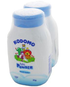 Kodomo B/Powder S/Comfort 2X50G