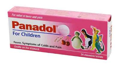 Panadol Children 24 Tablets