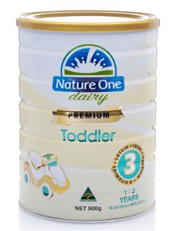 Nature One Dairy Premium Toddler S3 900G