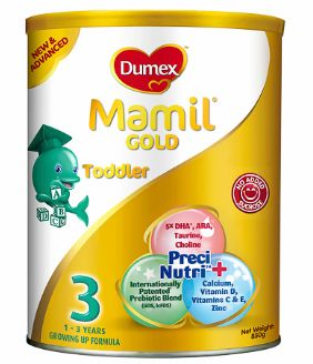 Mamil Gold Growing Up S-3 850G