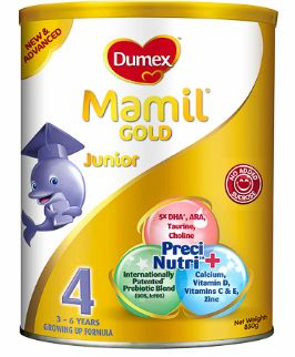 Mamil Gold Growing Up S-4 850G