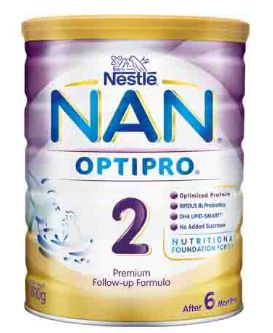 Nestle Nan Optipro 2 800G