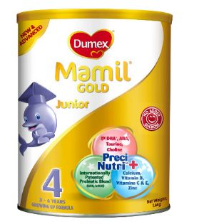 Mamil Gold Growing Up S-4 1.6KG