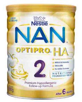 Nestle Nan HA2 H/Allergenic 800G