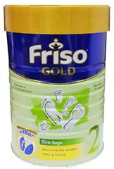 Friso Gold 2 First Steps 900G