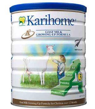 Karihome G-Up Goat Milk 900G