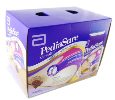Pediasure Liq RTD Choc 6X237ML