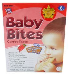 Take One Baby Bites Carrot 50G