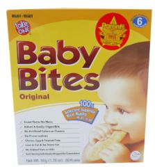 Take One Baby Bites Original 50G