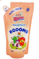 Kodomo Shw Mild&Natural Ref 650ML