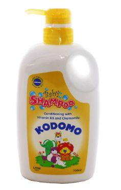 Kodomo Baby Cond Shp 750ML