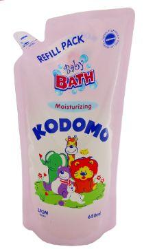Kodomo Shw Mois Ref 650ML