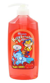 Fm Kids Shp + Bath Happy Cherry 800ML