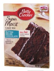 BC Super Moist Butterchoc Cake Mix 432G