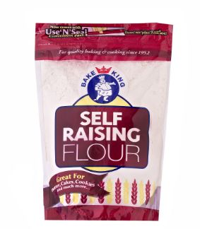 Bake King Self Raising Flour 1KG