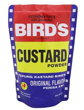 Bird's Custard Refill 300G