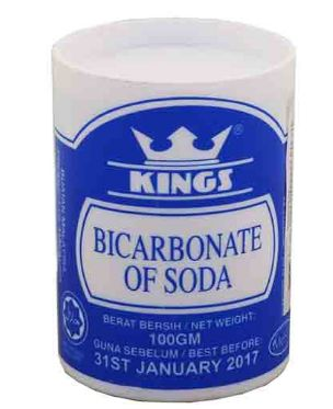 Kings Bicarbonate Of Soda 100G