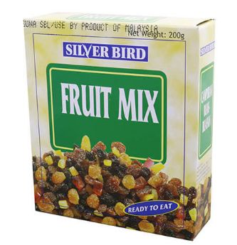 Silver Bird Fruit Mix 200G