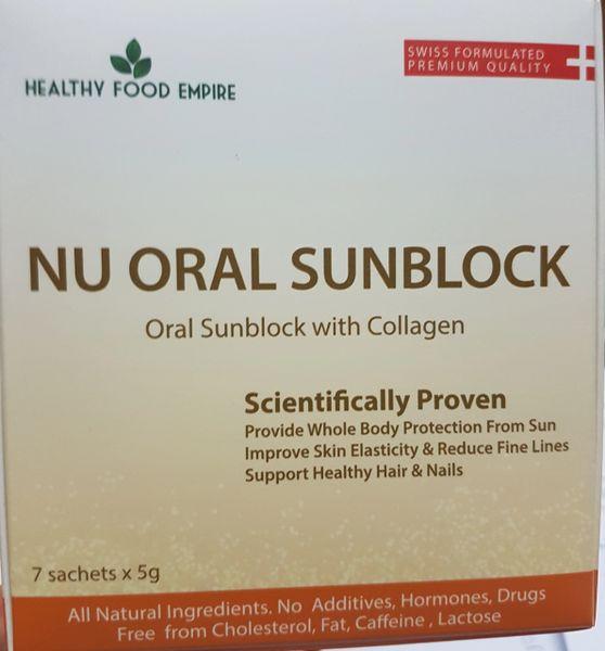 Nu Oral Sunblock