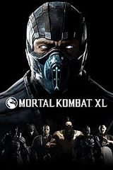 XONE Mortal Kombat XL with MDA stickers