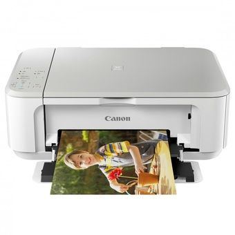 Canon Pixma MG3670-White (Print/ Scan/ Copy) A4