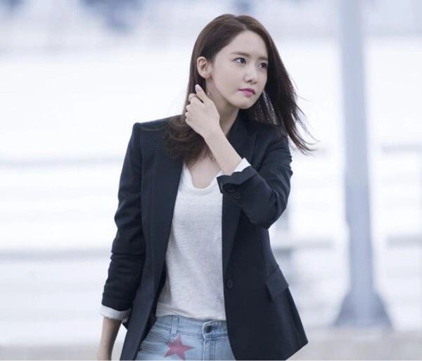 Popular OL Look Long Sleeve Blazer Cardigan
