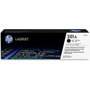 HP 201A BLACK LASERJET TONER CARTRIDGE-CF400A