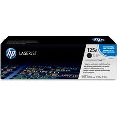 HP 125A BLACK LASERJET TONER CARTRIDGE CB540A