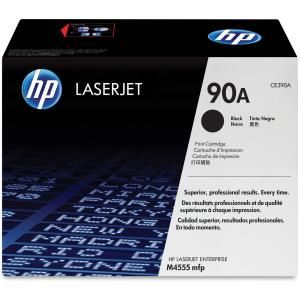 HP 90A BLACK LASERJET TONER CARTRIDGE CE390A