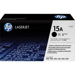 HP 15A BLACK LASERJET TONER CARTRIDGE C7115A