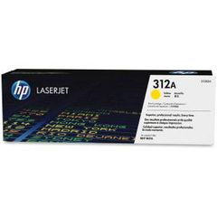 HP 312A YELLOW LASERJET TONER CARTRIDGE CF382A