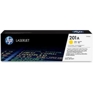 HP 201A YELLOW LASERJET TONER CARTRIDGE-CF402A