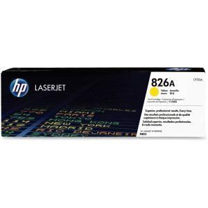 HP 826A YELLOW LASERJET TONER CARTRIDGE CF312A