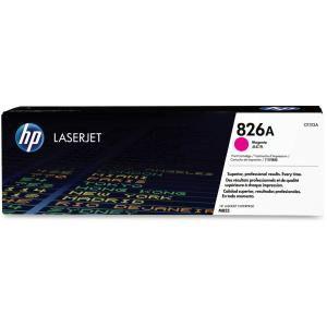 HP 826A MAGENTA LASERJET TONER CARTRIDGE CF313A