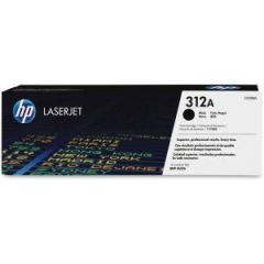 HP 312A BLACK LASERJET TONER CARTRIDGE CF380A