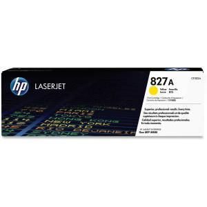 HP 827A YELLOW LASERJET TONER CARTRIDGE CF302A
