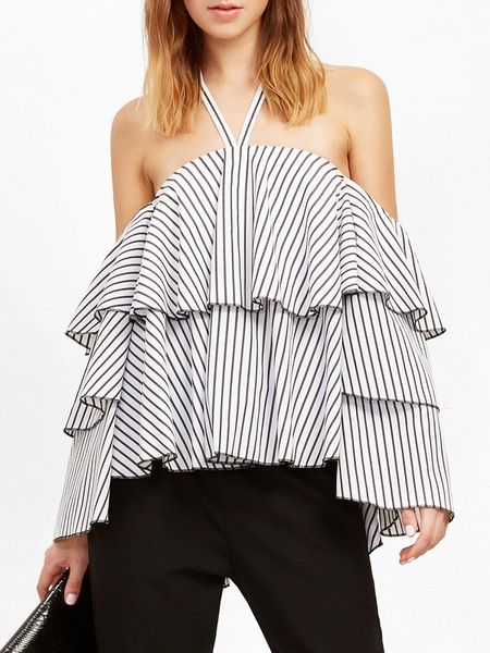 Euro Off The Shoulder Blouse