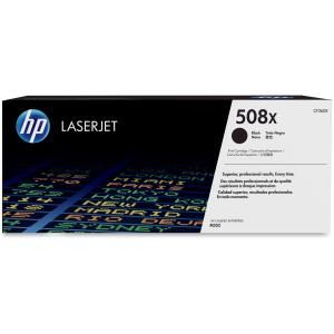 HP 508X BLACK HIGH YIELD LASERJET TONER CARTRIDGE-CF360X